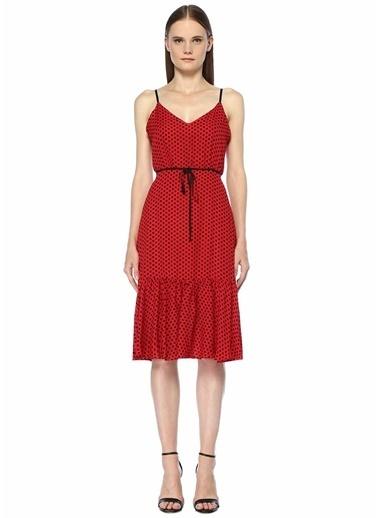 Milly Elbise Kırmızı